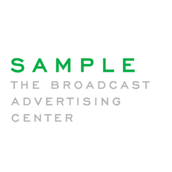 Sample – the broadcast advertising center